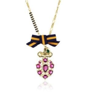 Juicy Couture Starlet Estate Pendant Necklace